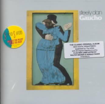 GAUCHO BY STEELY DAN (CD)