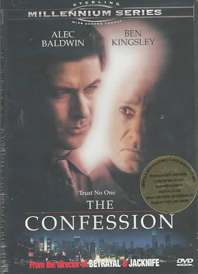CONFESSION BY BALDWIN,ALEC (DVD)